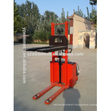 Supply new electric pallet stacker, electric forklift made in China