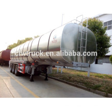 3 axle 49000L vegetable oil tank trailer