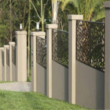 Corten Steel Garden Decorative Screens