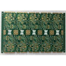 FR4 4 layer Gold Fingers PCB