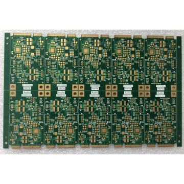 FR4 4 couche Gold Fingers PCB