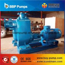 Pompe centrifuge d'eaux d'égout ou pompe chimique