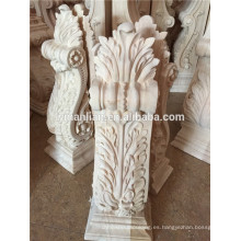 columnas decorativas de interior