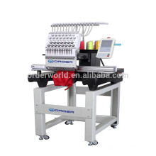 computerized Single Head High speed Cording Embroidery Machine