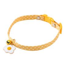 Cute Cat Collar Cat Cat Neck Jewelry Bell Dog Bib Decoration Kitten Collar Necklace Collar Supplies
