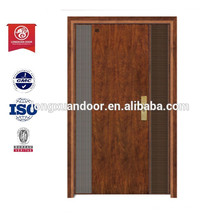 Wood Steel Iron Door Steel Armoured Door Designs