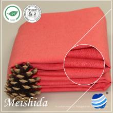 15 * 15/54 * 52 tecido de linho de algodão tecido de linho por atacado