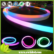 Luz de néon digital de alto brilho com 3 anos de garantia