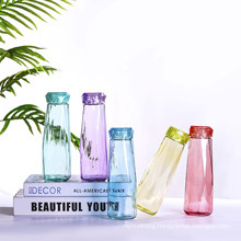 Diamond Glass Advertising Cup Customized Push Small Gift Student Water Cup Logo Water Cup Lovers Cup Portable Cup