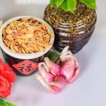 Natural Healthy Food Crispy Fried Onion Flakes