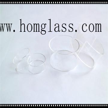 Tampa de vidro / abajur para lâmpada e lanterna