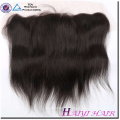 Factory wholesale price 100% virgin Brazilian 13*6 lace frontal with bundle
