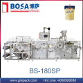 stand up pouch spout filling packaging machinery