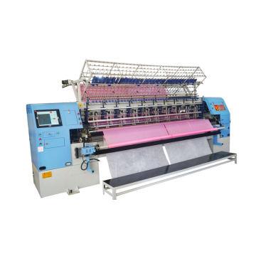 Yuxing machine à courtepointe d'aiguille de navette à grande vitesse de 128 pouces