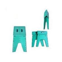 Injeção plástica dobrável cadeira molde (94)