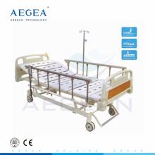 АГ-BM107 регулируемый 3 рукоятки подвижная медицинская мебель используется больничной койке