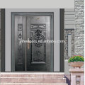 Favorites Compare Front Stainless Steel Door Double Entry