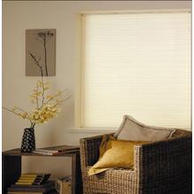 Persiana plisada de tela para ventanas
