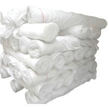 сплетенный серый ткани