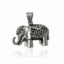 33639 xuping Custom design Stainless Steel jewelry Elephant pendant