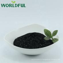 Vente chaude naturelle varech source haute qualité extrait d'algues Flake Engrais