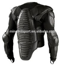 Chaqueta de cuero de la armadura del motocross de la armadura del cuerpo completo de la armadura de la motocicleta para la venta
