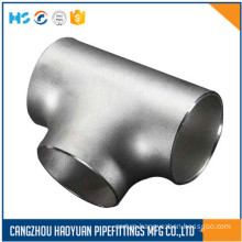 Stainless Steel 321 Seamless Pipe Reducing Tee