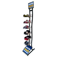 APEX Durable Hats Metal Frame Display Stand