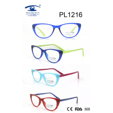 Cat Eye Style PC Optical Frame (PL1216)