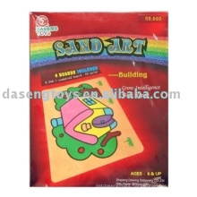 DIY Sand Cards painting kits