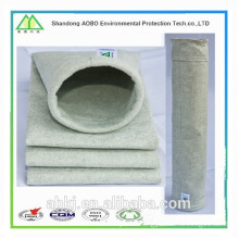 Industrial Nonwoven P84 Filter Fabric Filter Bag