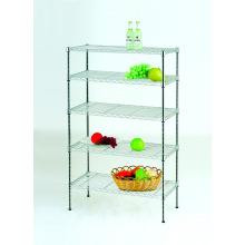 NSF Rectangle Bathroom Storage Shelf Rack for Household (CJ-B1080R)