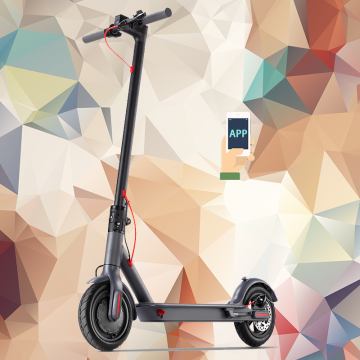 fast off road adult e scooter electric scooter