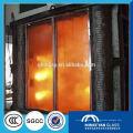 8мм 10мм 12мм 15мм 1/2 5/8 огнезащитное стекло закаленное для ненесущей стены