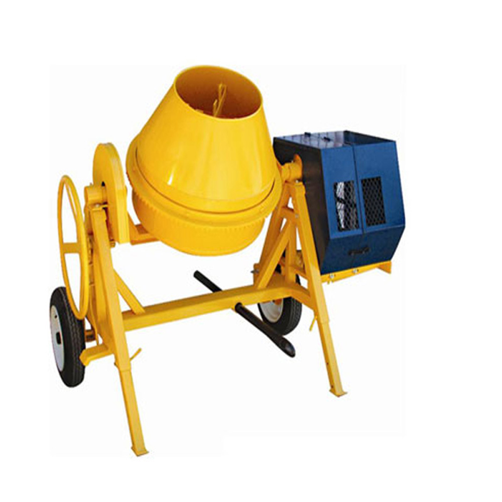 Mini Cement Mixer
