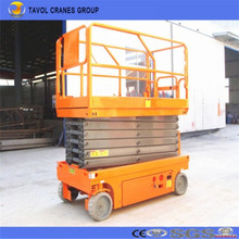China Scissor Aerial Work Platform Price