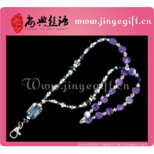 fashion handmaded Bling Sparkly Crystal Beaded Eyeglasses Neck Chain