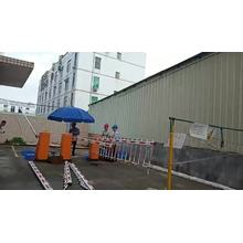 Speedy Barrier gate used mobile phone to control