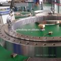 Rolamento de pressão de grande diâmetro de 360 graus de rotação para peças sobresselentes de komatsu