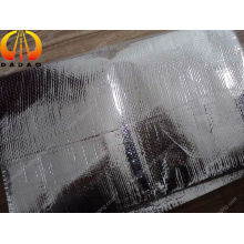metalized woven fabric aluminum coated film for green house