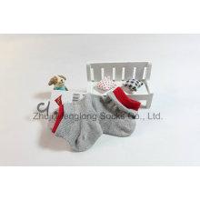 Doppel-Ärmel Zucker Farbe Sommer Mesh Baby Baumwolle Socken