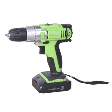 18V Variable Speed Keyless Chuck Portable Drill