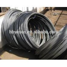 Direkte Fabrik galvanisierte Eisen Draht Produktionslinie