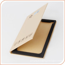 fancy cardboard paper empty gift box packaging
