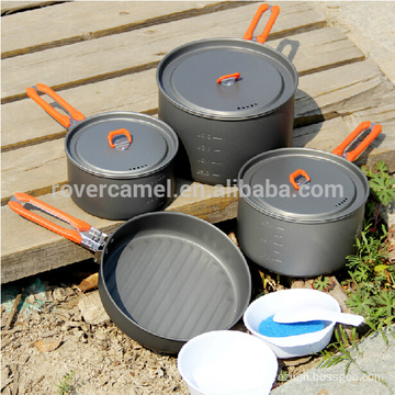 Fire Maple 4-5 Person Cooking Pot Camping Cookware Outdoor Pots Sets Feast5