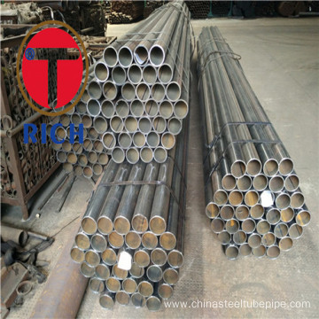 ASTM A214 SA214 ERW Carbon Steel Heat-Exchanger Tubes Condenser Pipes