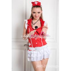 af0eac67e2e Sexig produkter sexiga underkläder Cosplay kostym vackra spetsar Nurse  Cosplay kostym Zf-027