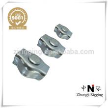 Cinc plateado c15 hecho en clip de cuerda de alambre de China simplex
