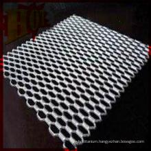 Titanium Mesh Anode for Electrodialysis Waste