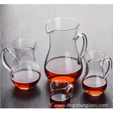 High Quality for Wine Decanter Set Thickened glass wine dispenser export to Sierra Leone Importers